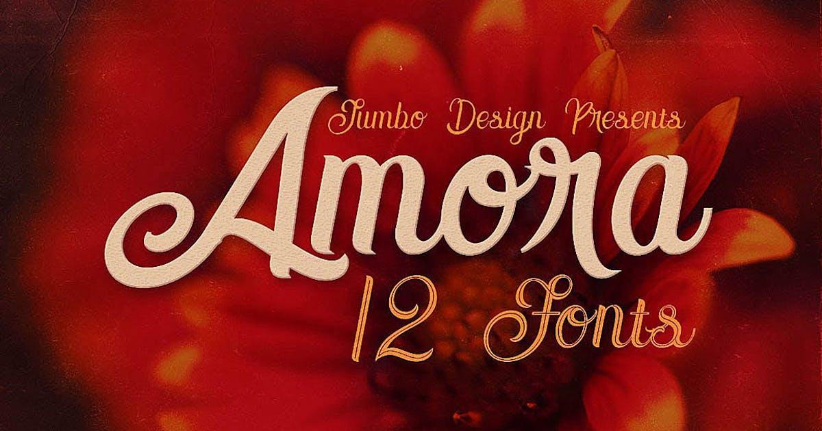 Download Amora Script by cruzine
