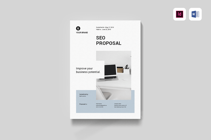 Thumbnail for SEO Proposal