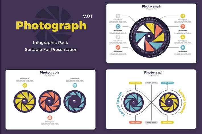 Thumbnail for Photography - Infographic