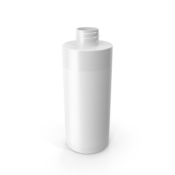 Очищающая гелевая бутылка без крышки