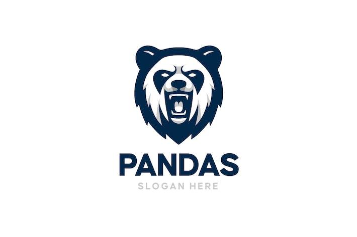 Thumbnail for Angry Panda Logo
