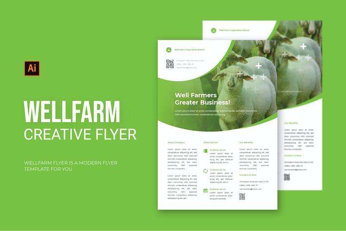 Thumbnail for Well Farm - Flyer