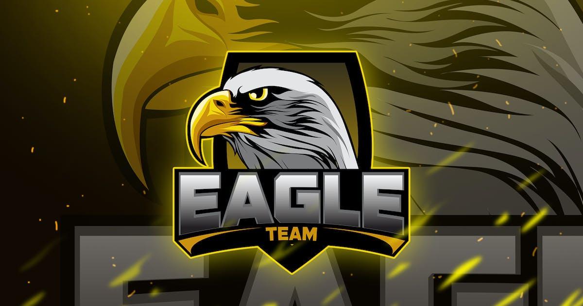 Download Eagle Team - Mascot & Esport Logo by aqrstudio