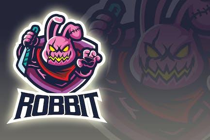 Brutal Rabbit Esport Logo