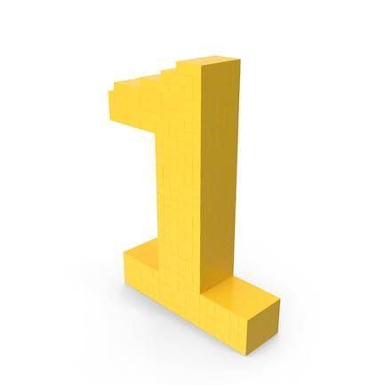 Voxel Número 1