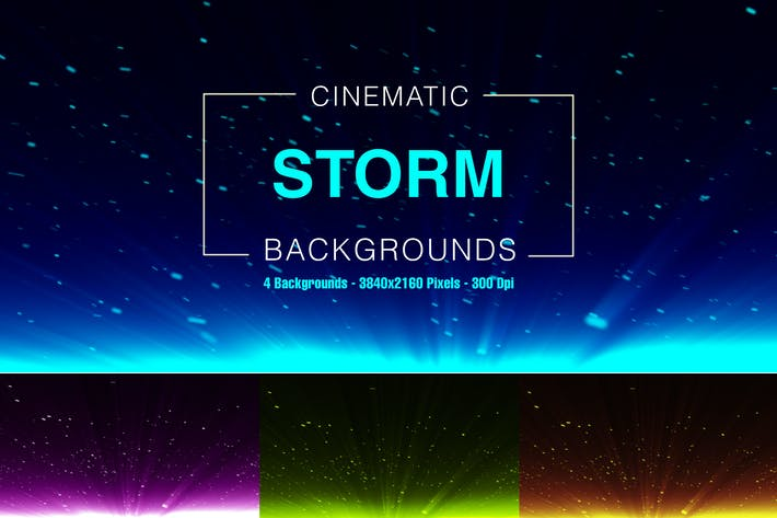 Thumbnail for Cinematic Storm