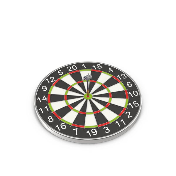Thumbnail for Dartboard with Darts