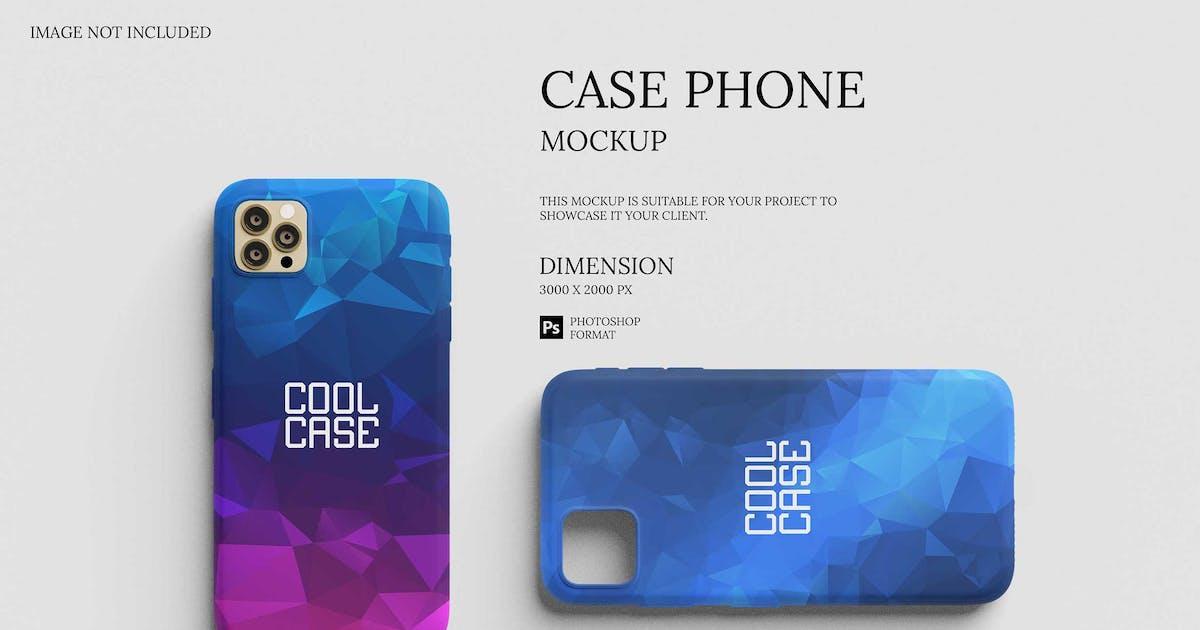 Download Elegant Case Phone Design - Mockup by raseuki