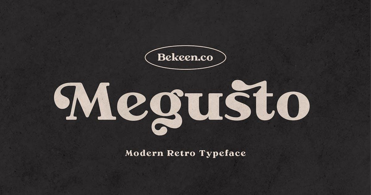 Download Modern Retro Serif Font by BekeenCo