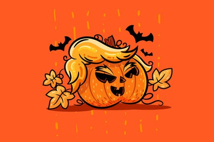 Pumpkin President