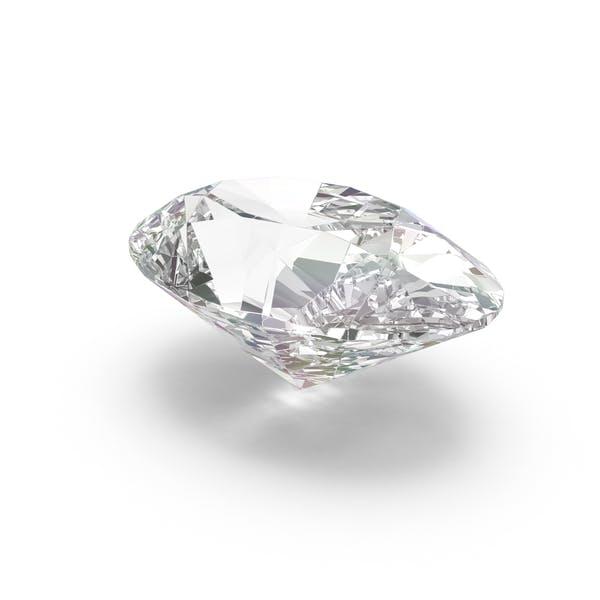 Thumbnail for Diamant im Ovalschliff