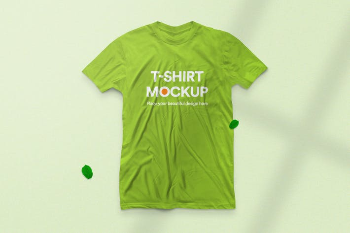 T-Shirt Mockup 09