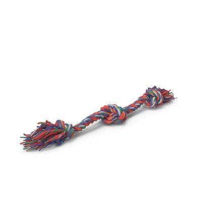 Cuerda de juguete para masticar perro