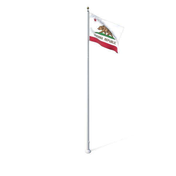 Thumbnail for California State Flag