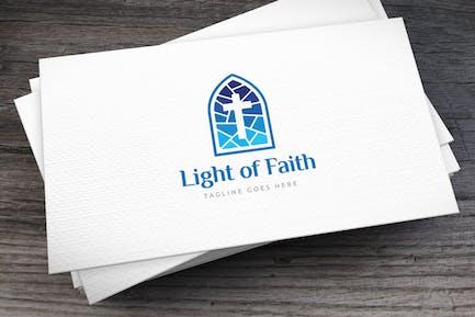 Light Of Faith Logo Template