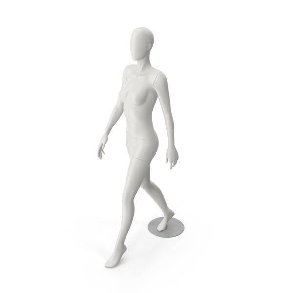 Thumbnail for Female Mannequin