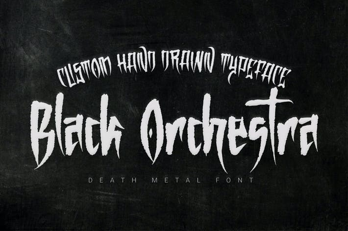 Orchestre noir