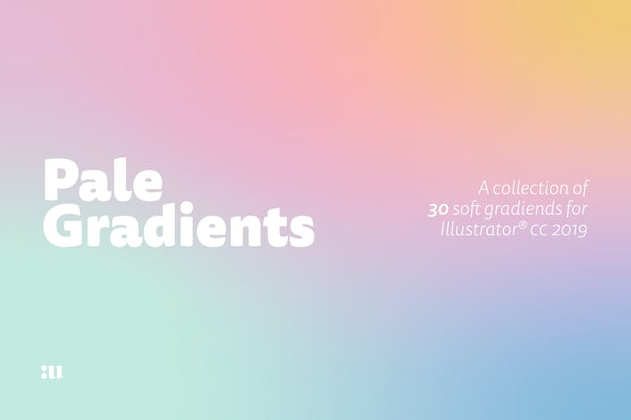 Cover Image For Pale Gradients