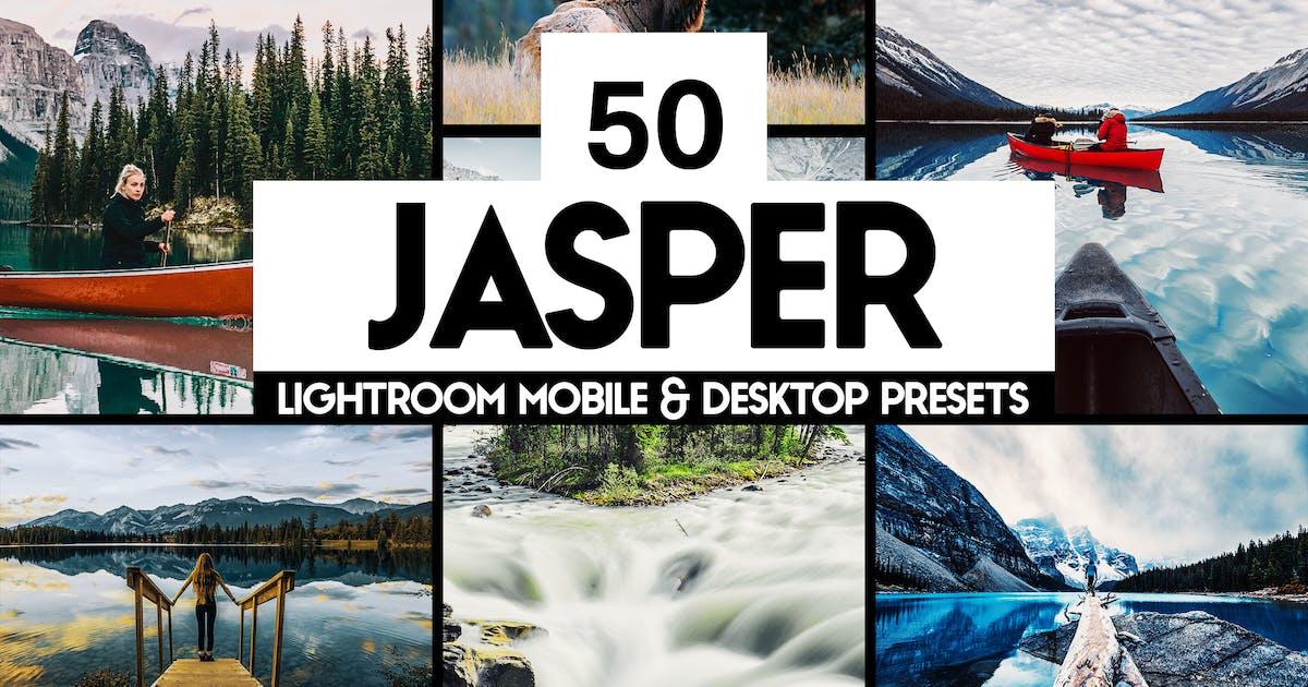 Download 50 Jasper Lightroom Presets and LUTs by sparklestock