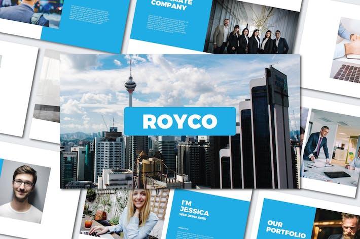 Royco - Presentation Templates