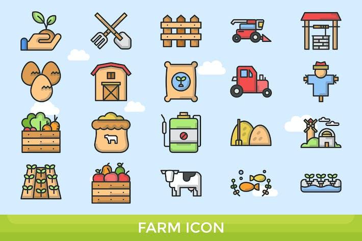 Thumbnail for Farm Icon
