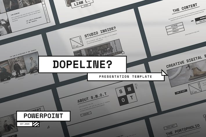 Thumbnail for Dopeline Presentation