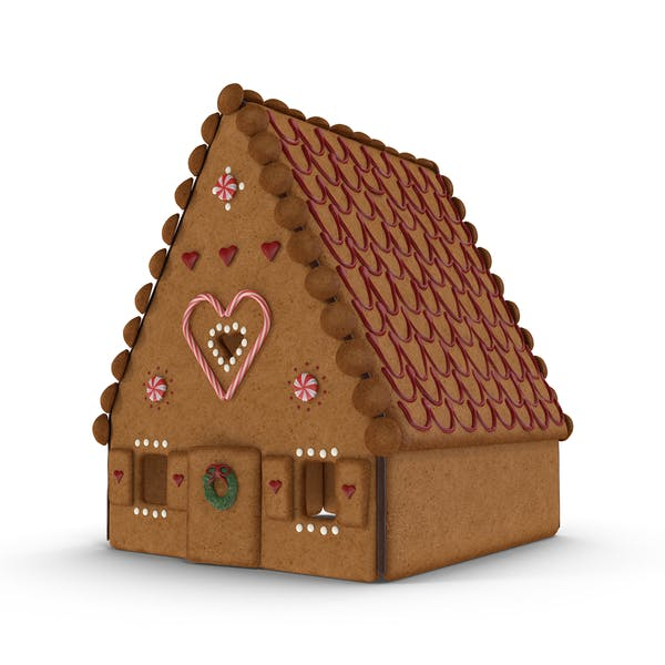 Cover Image for Gingerbread House