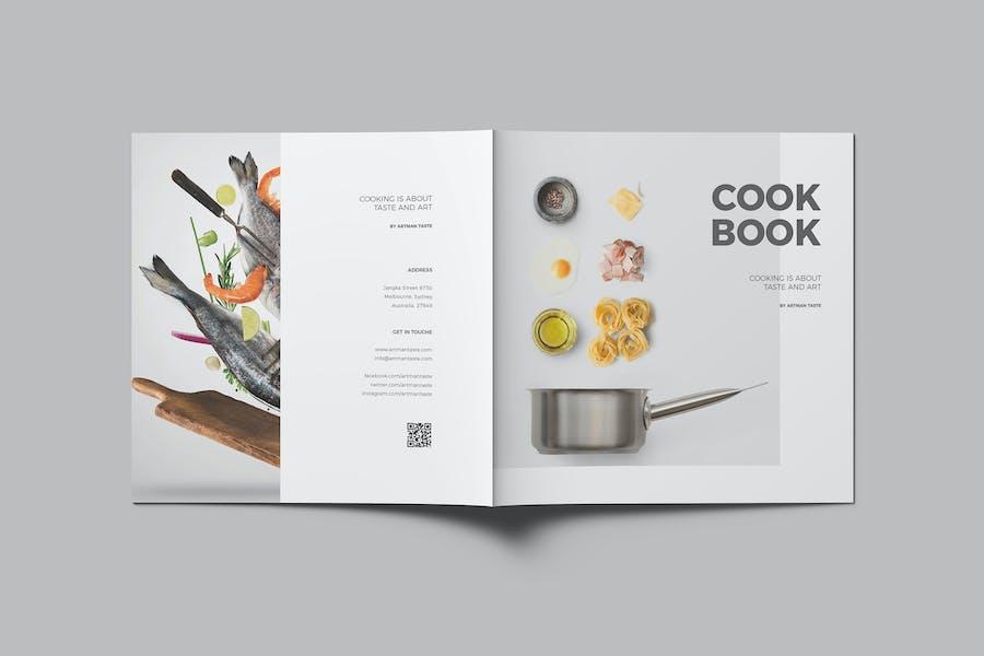 Square Cookbook