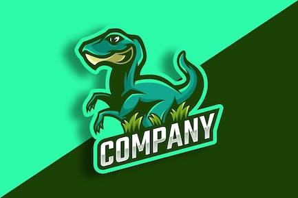 Trex Logo Mascot