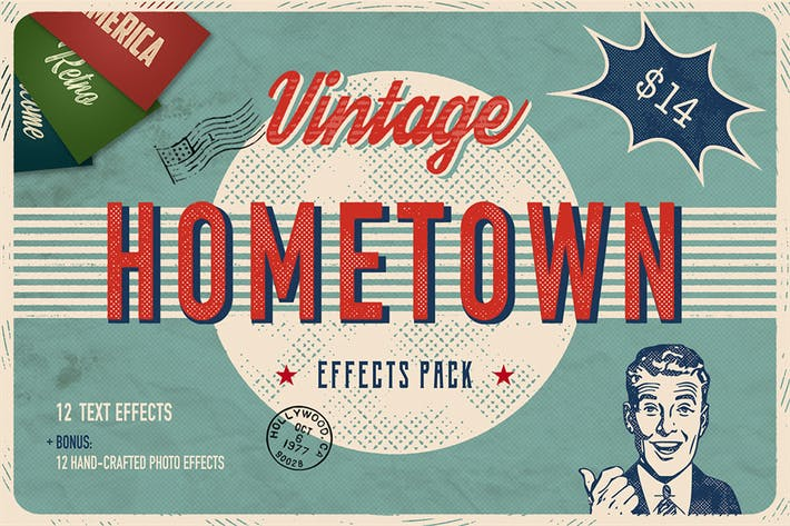 Thumbnail for Hometown Effects Pack