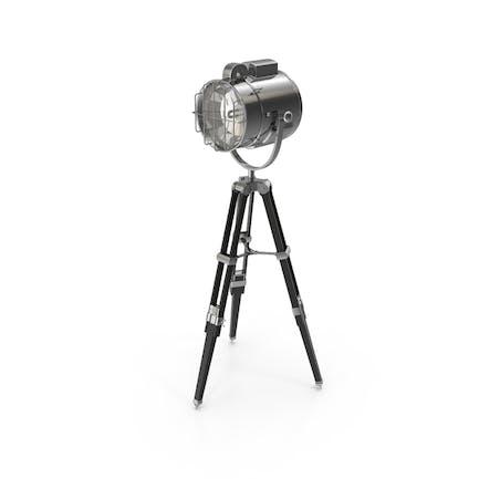 Stativ Studiolampe