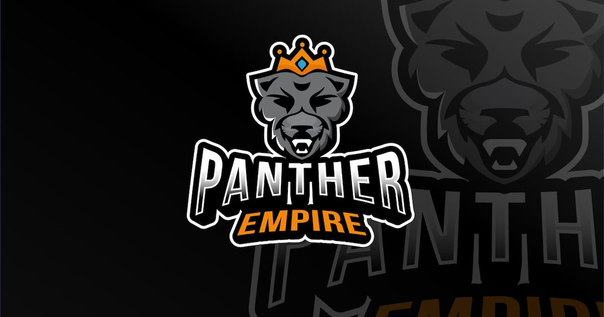 Download Panther Empire Esport Logo Template by IanMikraz