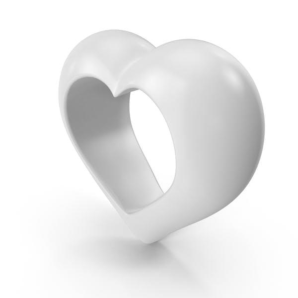 Thumbnail for Heart White