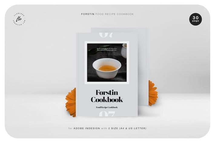 Thumbnail for Forstin Food Recipe Cookbook