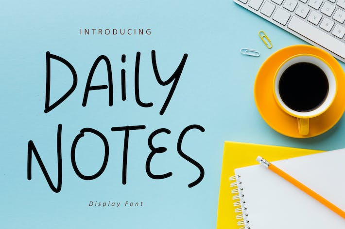 Thumbnail for Daily Notes