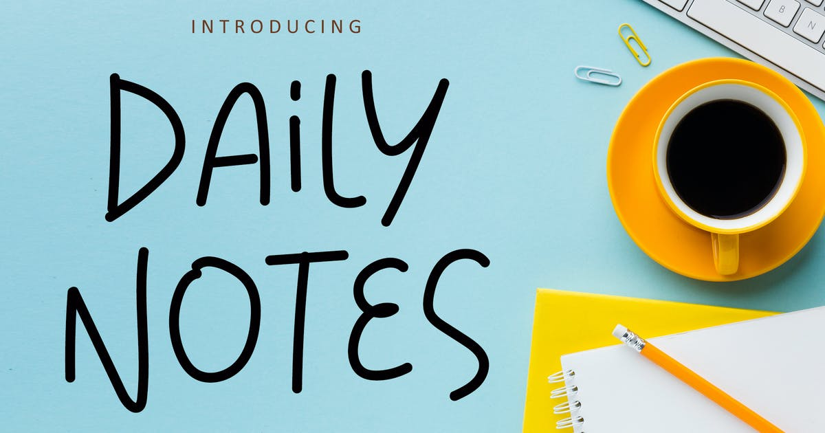 Download Daily Notes by shirongampus