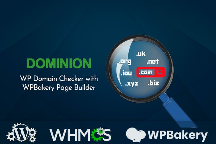 Thumbnail for Dominion - WP Domain Checker Plugin