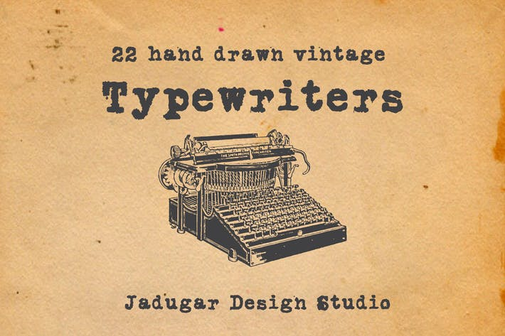 Thumbnail for Vintage Typewriters
