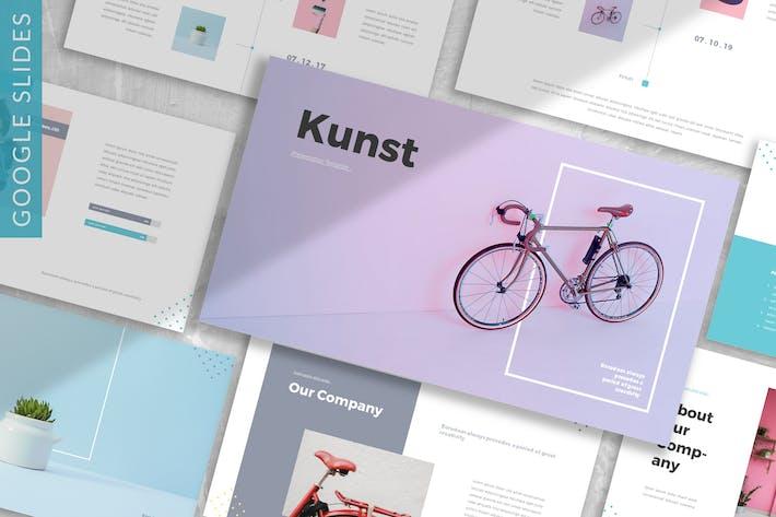 Thumbnail for Kunst - Business Google Slide Template