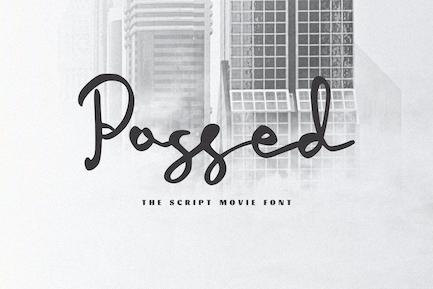 Possed - La police du script du film