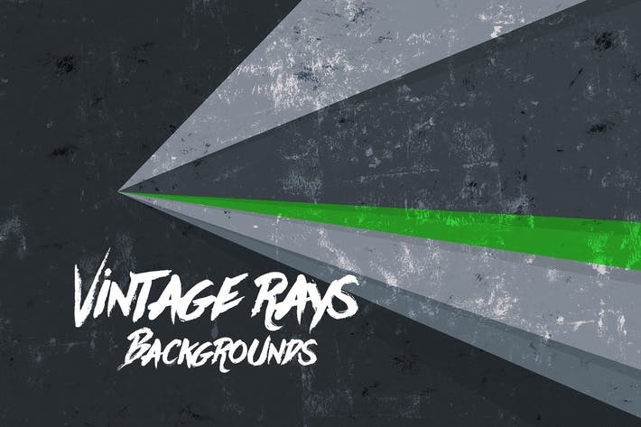 Thumbnail for Vintage Rays Backgrounds