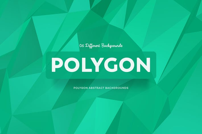 Thumbnail for Polygon Abstract Backgrounds