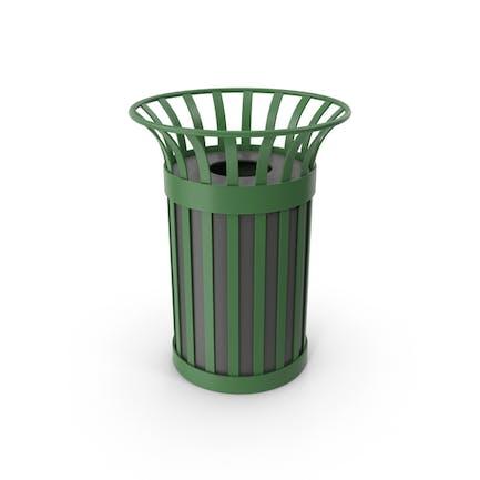 City Trash Bin