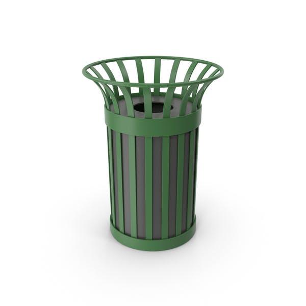Thumbnail for City Trash Bin