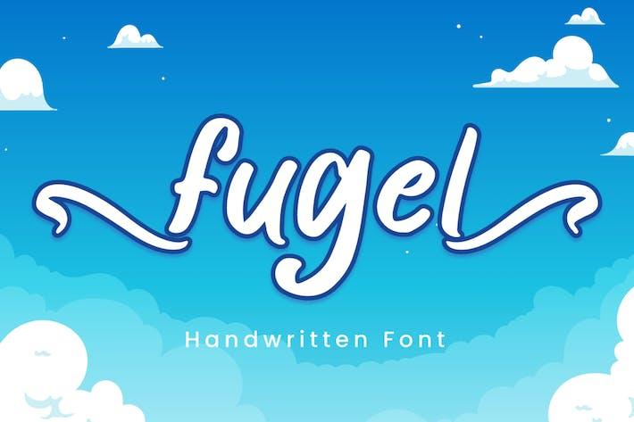 Thumbnail for Fugel - Fuente manuscrita