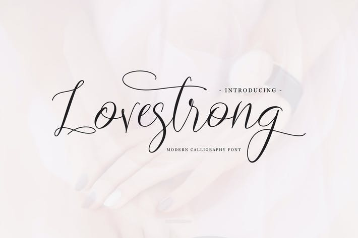 Thumbnail for Lovestrong Script