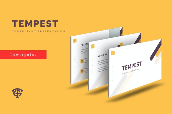 Thumbnail for Tempest Consultant - Powerpoint