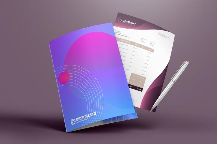Innovative Invoice – Invoice Template