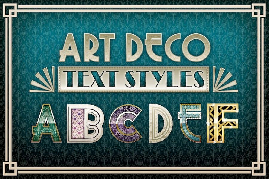 Art Deco Styles + More