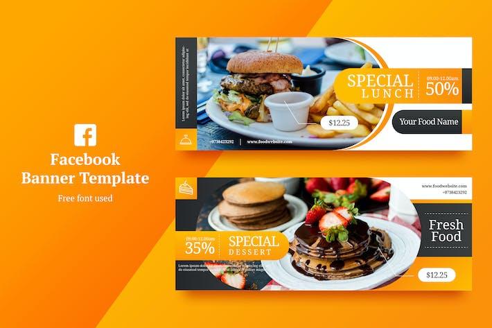 Thumbnail for AWR Food Facebook Banner 2